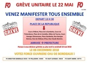 tract greve 22 mai 2018