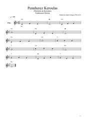 pennherez keroulas en re mineur theme