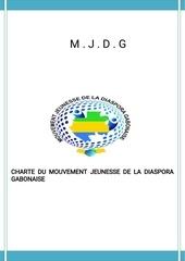 charte du mouvement jeunesse de la diaspora gabonaise ii