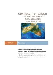 geo theme 3   1ere partie