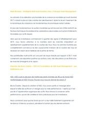 actualite financiere 05 2018