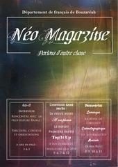 neo magazine   8 mars