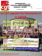 affiche appel grevre 28  29  mai