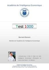 Fichier PDF test 1000 intelligence economique entreprise