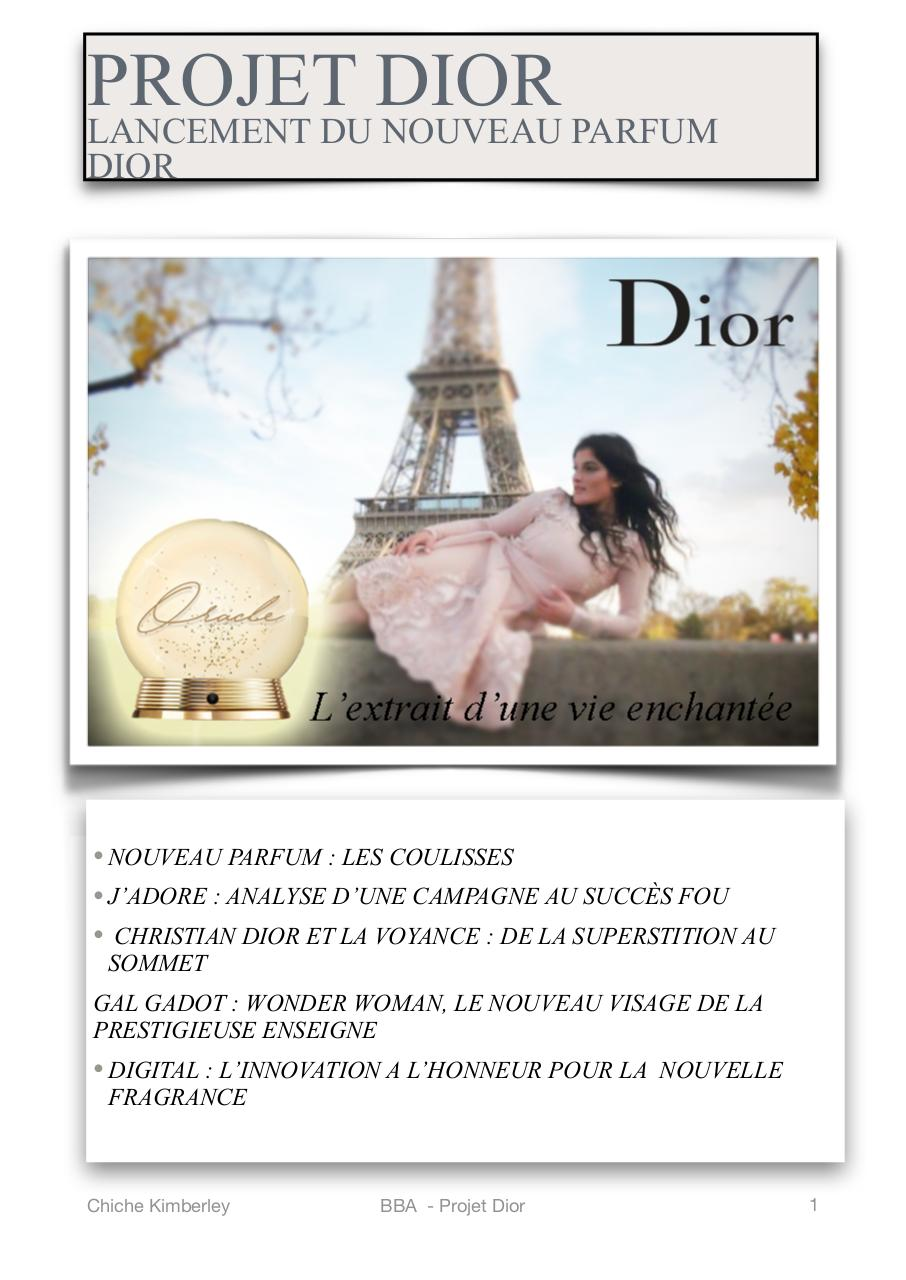 PROJET DIOR-CHICHE Kimberley PDF.pdf - page 1/18