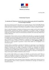 Fichier PDF communique de presse   prevenir la population