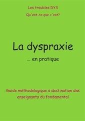 guide sur la dyspraxie en pratique