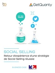 livre blanc social selling by getquanty