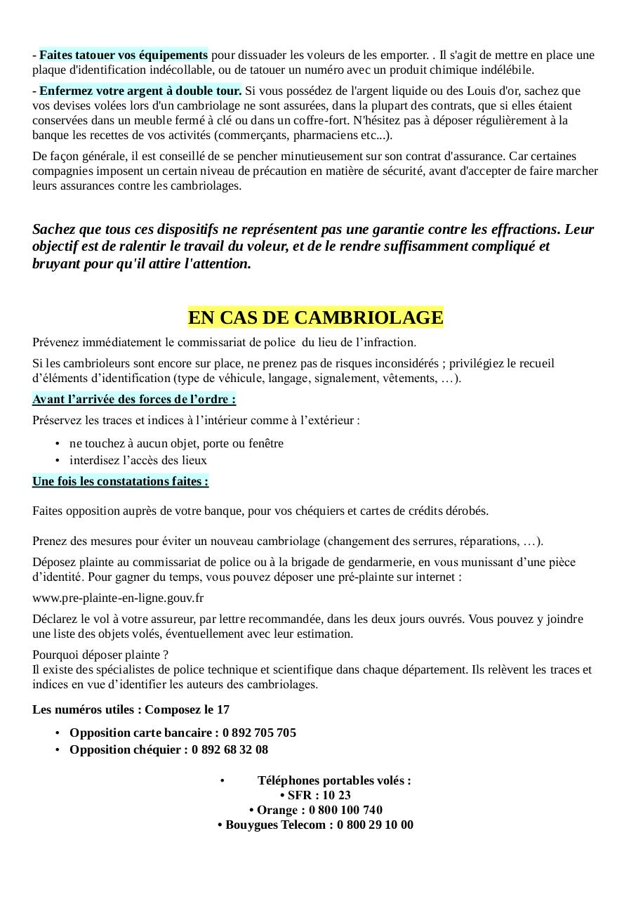 Aperçu du document PREVENTION MALVEILLANCE.pdf - page 3/3