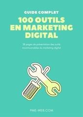 ebook 100 outils marketing digital