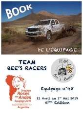book equipage team bees racers