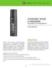 Fichier PDF hydrating toner