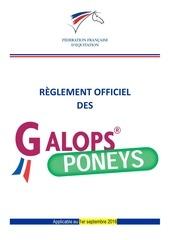 reglement galopsponeys20160708
