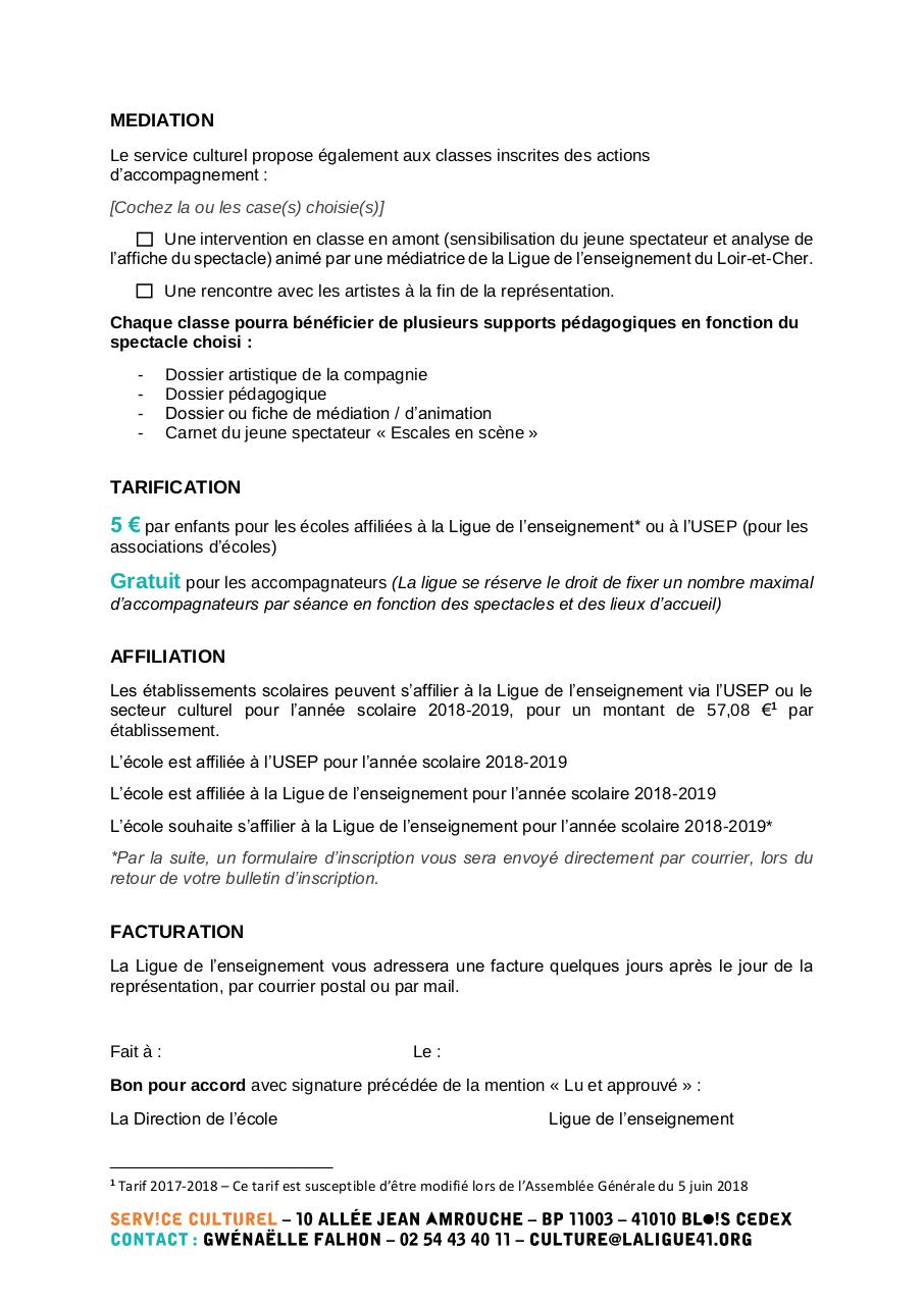 Bulletin d'inscription SPECTACLES.pdf - page 2/2