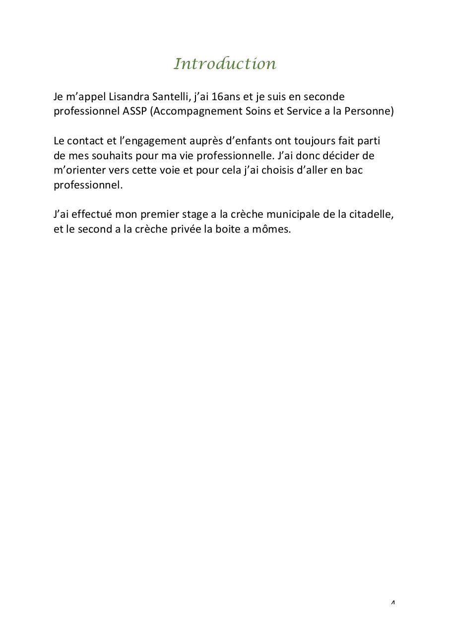 Rapport De Stage Fichier Pdf
