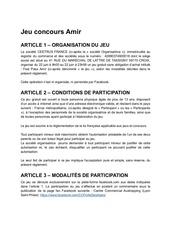 Fichier PDF reglement jeu concours amir   googledocs