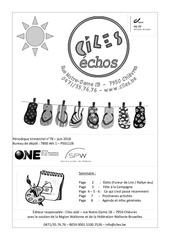 ciles echos 78