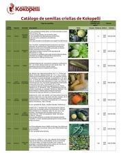 catalogo kokopelli oficial pdf