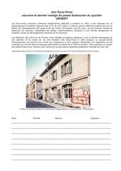 petition rue de lavenir1