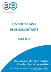 2018 05 note sur louverture a la concurrence du fret ferroviaire