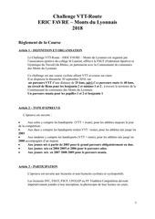 Fichier PDF challenge vtt route 2018 reglement