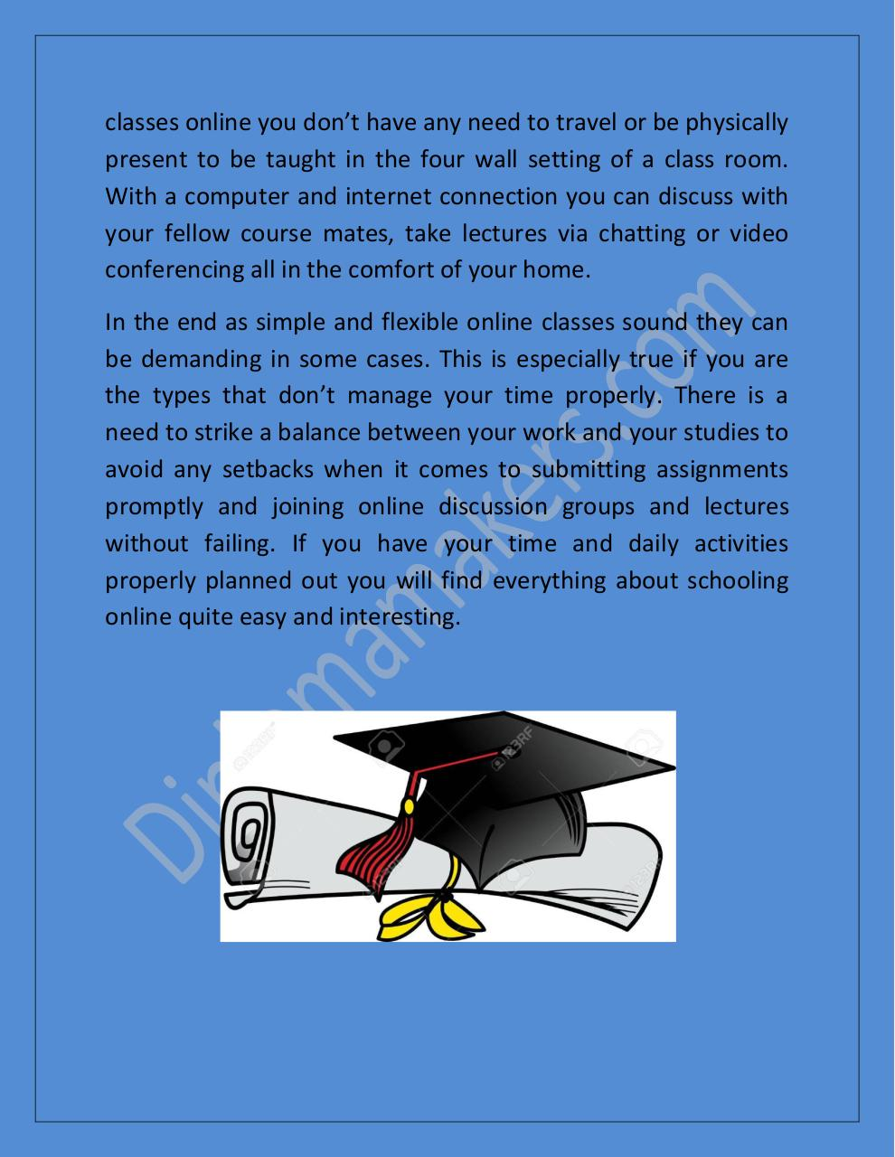 Some Important Things Should Know about the Online Degree and Diploma.pdf - page 3/7