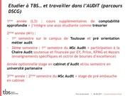 presentation parcours audit