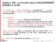 presentation parcours dd et rse