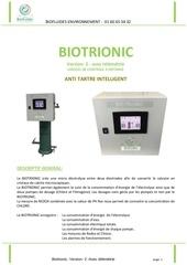 biotrionic version 002 2018