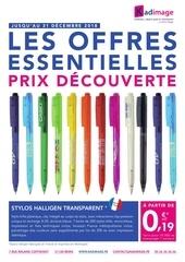 fichier pdf stylos personnalisespromo 019 euros