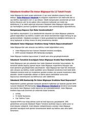 Fichier PDF odeabank kredileri le vatan bilgisayarda 12 taksit frsat
