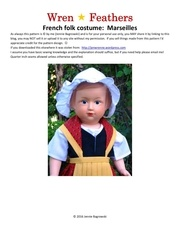 french folk costume marseille