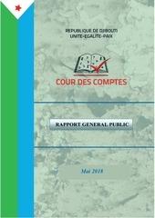 rapport general de la cour de compte2018