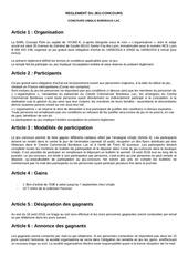 180719immochanreglement concours uniqlo  aout