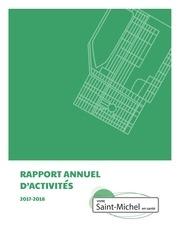 rapport annuel 2017 2018vf