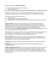 elerecherchealternativesilentinstallbuilder