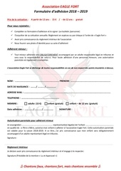 Fichier PDF formulaire adhesion 2018 2019 1
