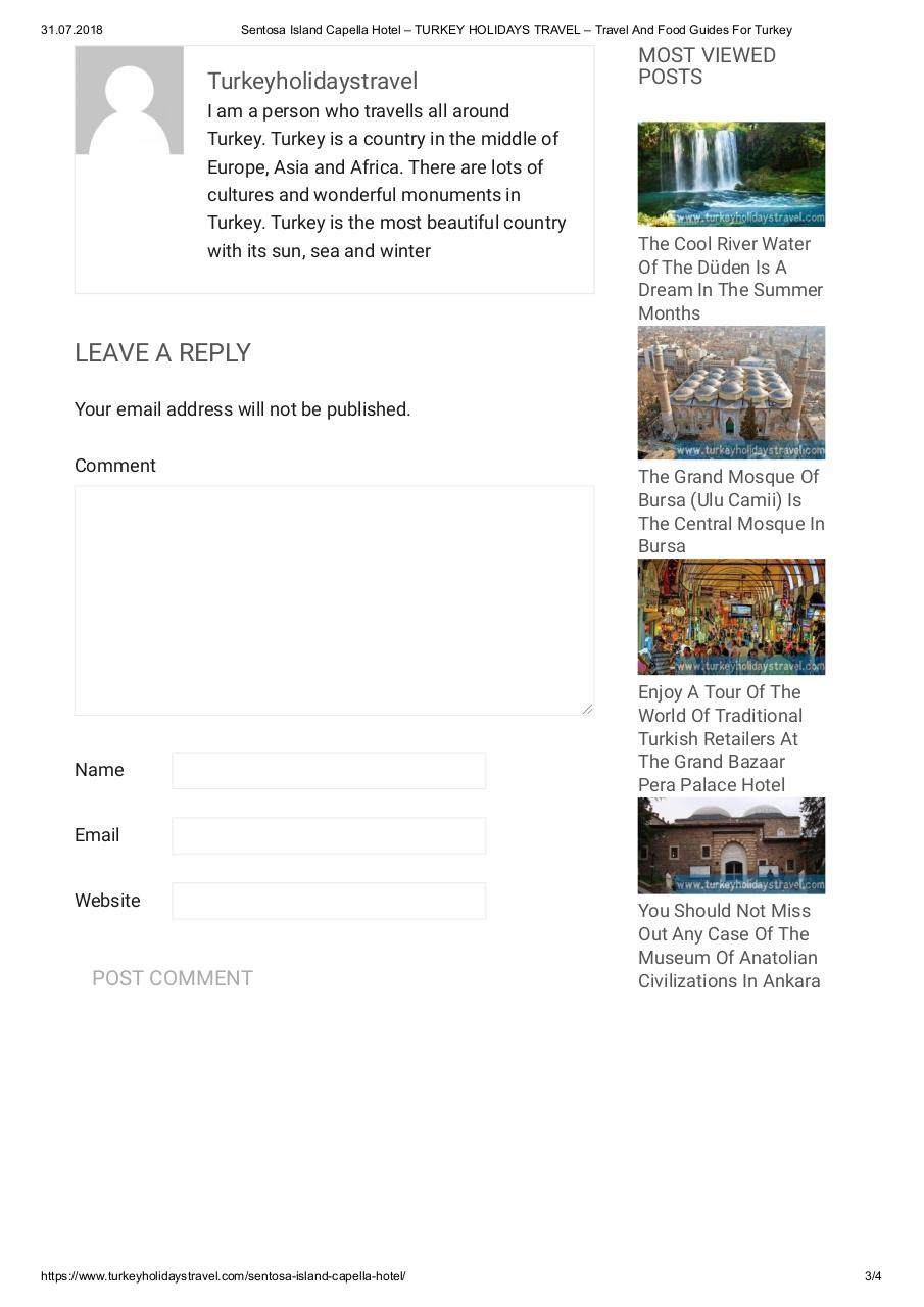 Sentosa Island Capella Hotel – TURKEY HOLIDAYS TRAVEL – Travel And Food Guides For Turkey.pdf - page 3/4