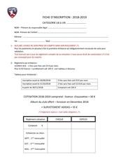 reglement licence u6 a 09 20182019