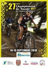 programme championnat vtt 15 septembre 2018