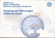 notice vw t4 california 1998