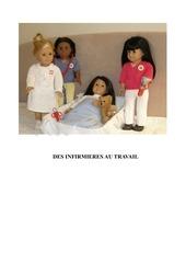 des infirmieres au travail traduction
