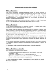 reglement ditto bank   aout 2018
