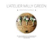 brochure milly green