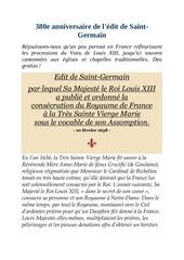 Fichier PDF 380e anniversaire de ledit de saint germain