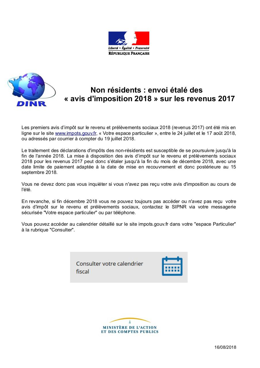 Envoidesavis2017 Par Welterlin Fichier Pdf