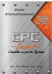 etude dinvestissement bernos