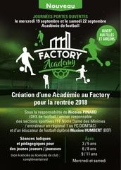 flyer factory academy 2