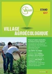 village agroecologique   dossier complet