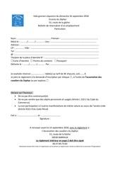 reservation  reglement interieur 1